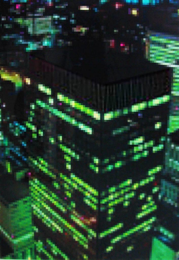 Megalópolis NY de Chus García Fraile