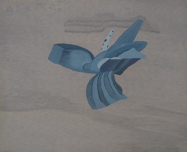 Flor Azul de Montserrat Gómez-Osuna