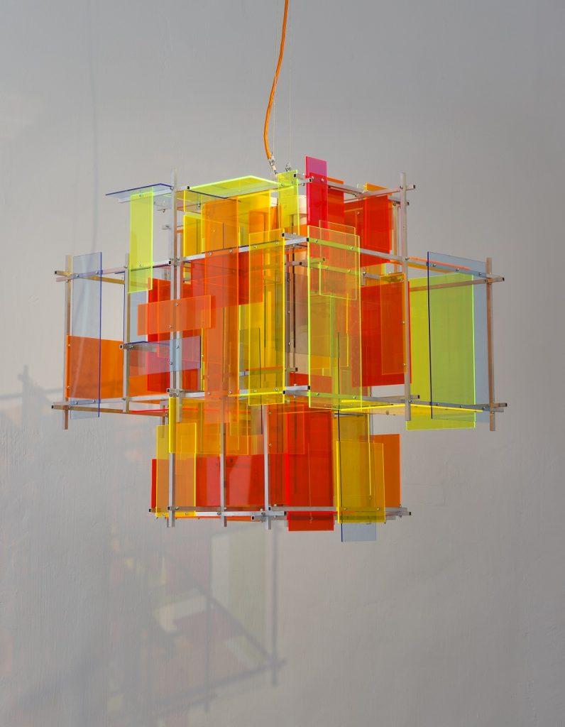 Lámpara de techo de Alfonso Sicilia