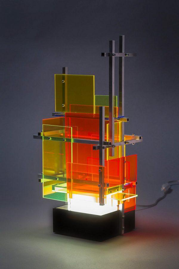 Lámpara de Alfonso Sicilia