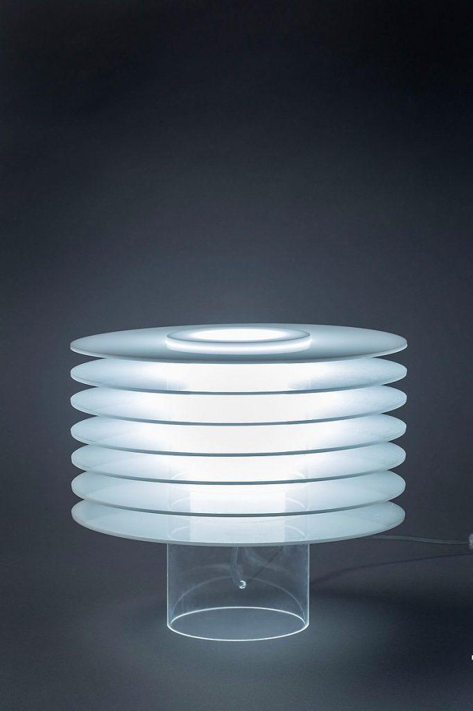 Lámpara 3 de Alfonso Sicilia