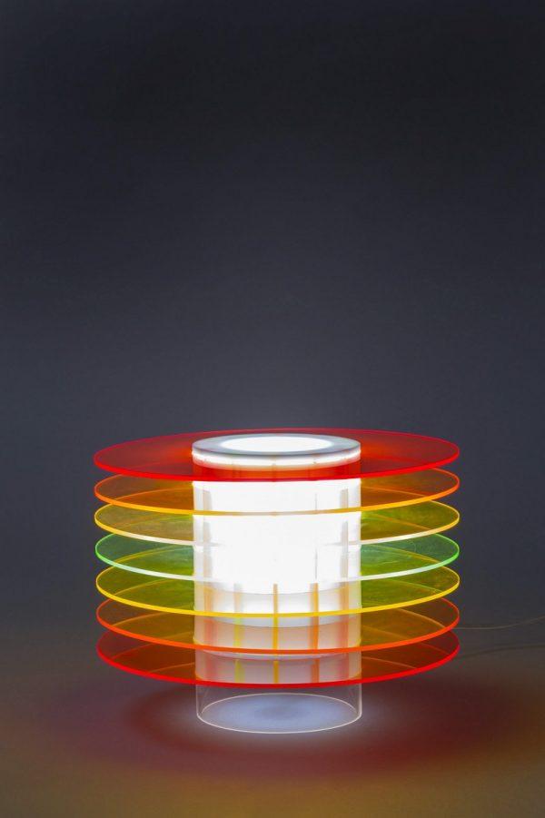 Lámpara 5 de Alfonso Sicilia