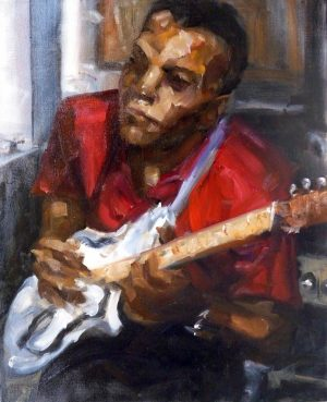 Hubert Sumlin de Mark Howie
